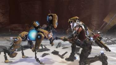 ReCore Game Screenshot
