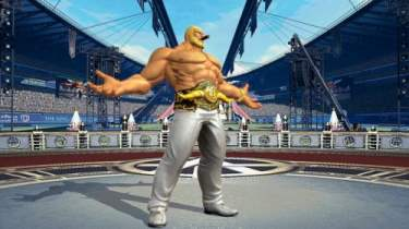 The King of Fighters XIV - Antonov