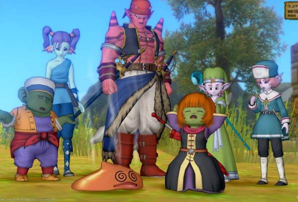 Dragon Quest X is coming to Nintendo NX