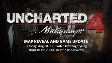 Uncharted 4 New Map and Game Update
