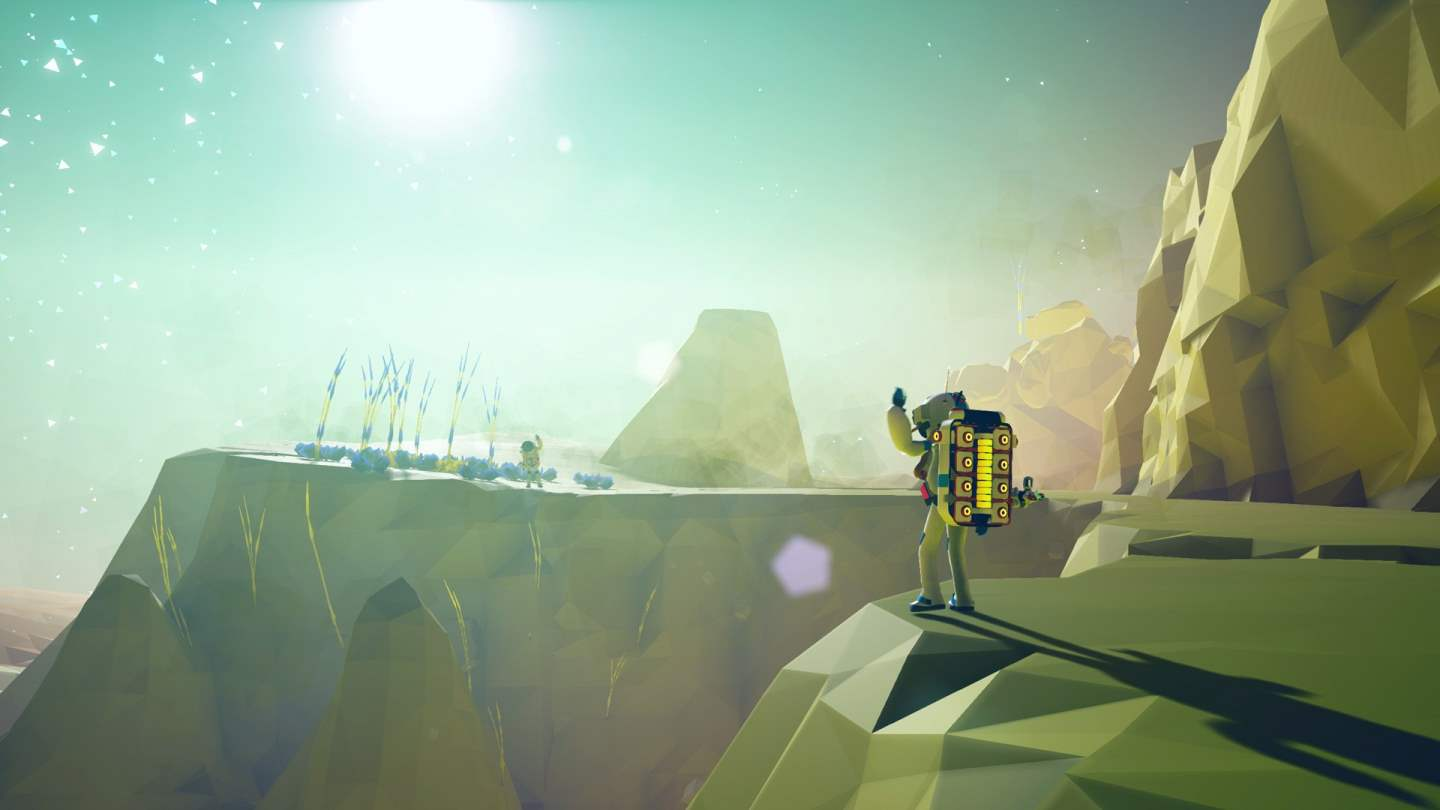Astroneer Space Exploration game announced for Xbox One and