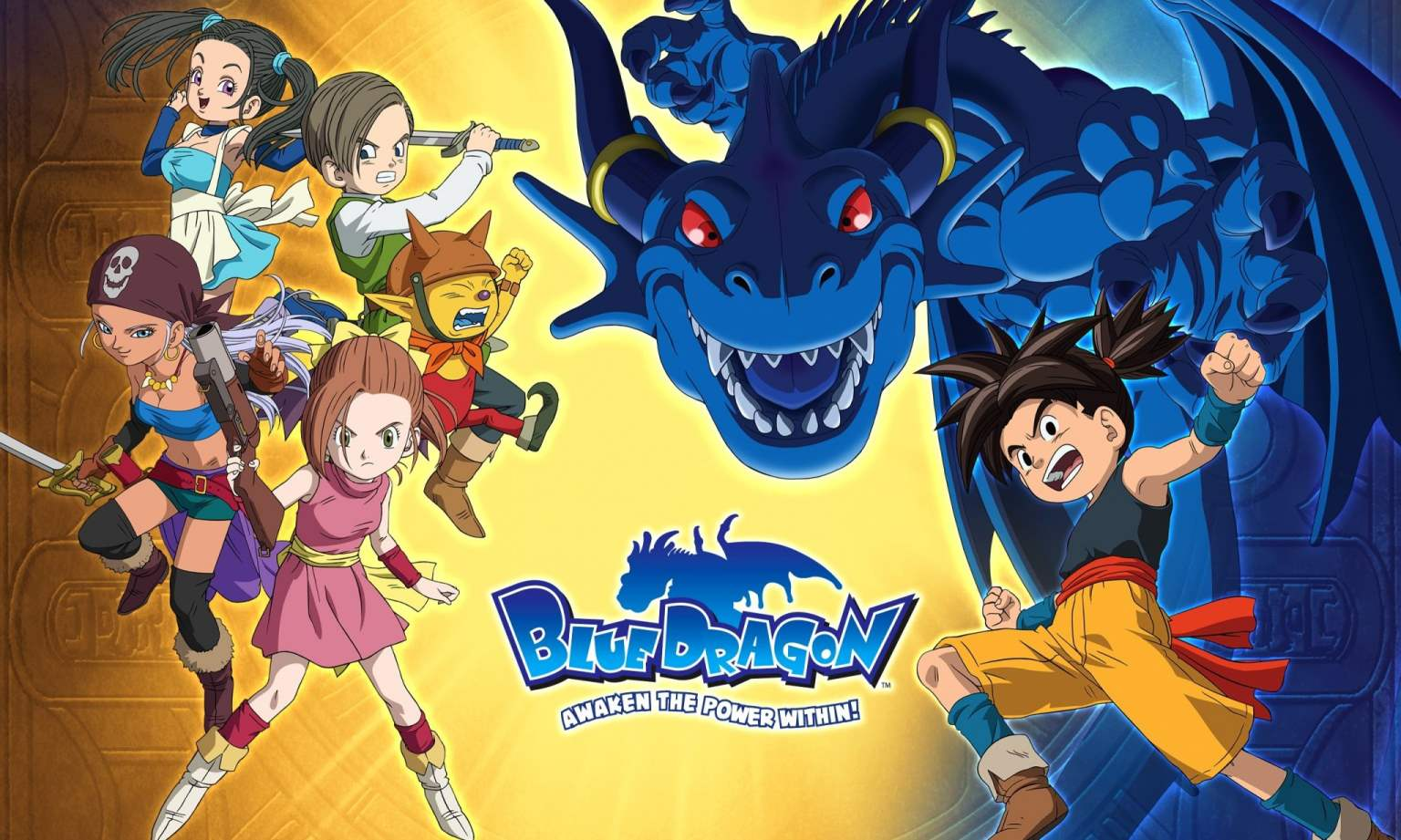 Blue Dragon Anime: Xbox Boss Talks About Blue Dragon Xbox One Backwards