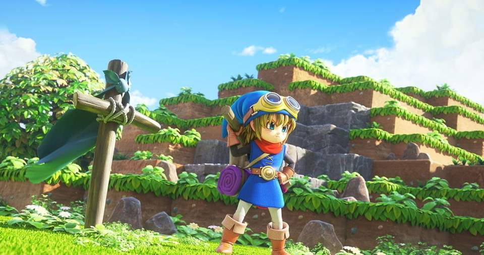 Dragon Quest Builders Demo Available Today