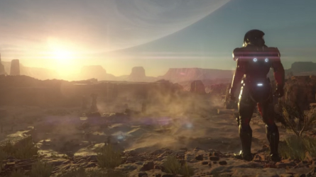Mass Effect Remasters Aren't Happening Because EA is Focused on Andromeda