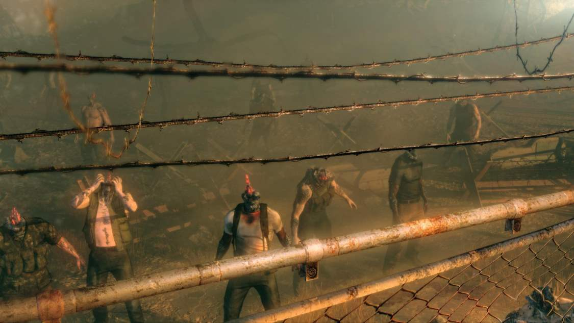 Metal Gear Survive First Gameplay Shown At Tokyo Game Show
