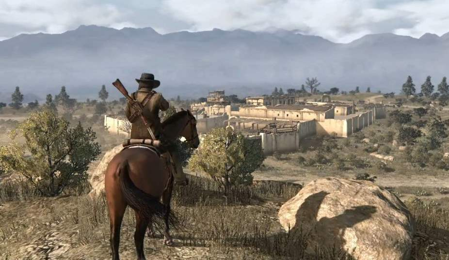 Rumor: Red Dead Redemption Remastered Coming To PS4/Xbox One/PC