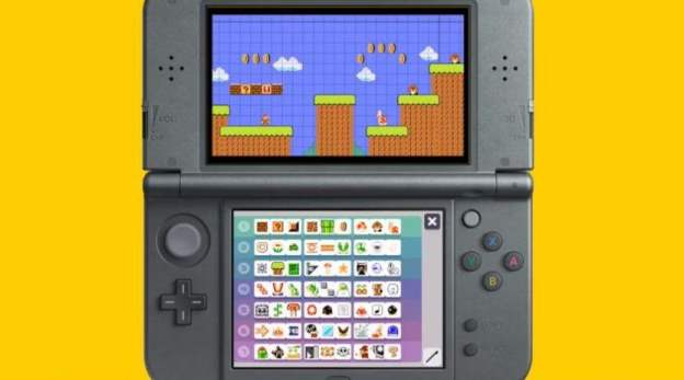 Nintendo 3ds Mario Games : Super mario maker is coming to the nintendo ds in