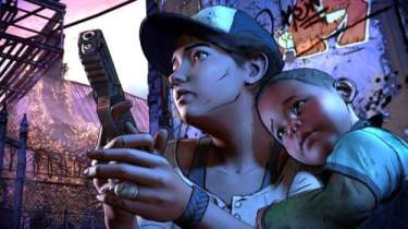 The Walking Dead Season 3 A New Frontier