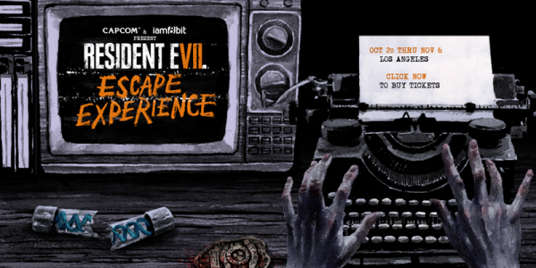 Resident Evil 7 To Celebrate Halloween With An Escape Room