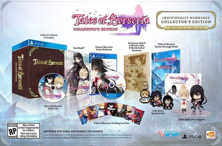 Tales of Berseria Launches This January In The West