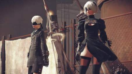Automata not coming to Xbox One — Nier