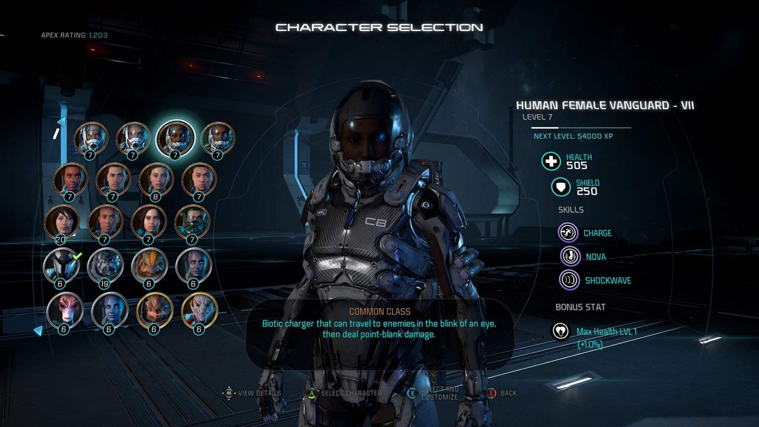 Exploration will have consequences in Mass Effect: Andromeda