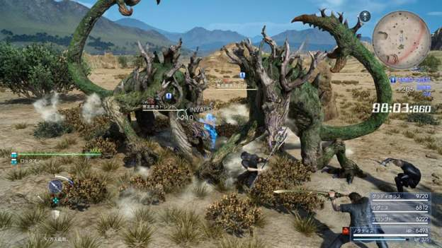 Final Fantasy XV's Next Update Adds More Timed Quests, Ranking System & More