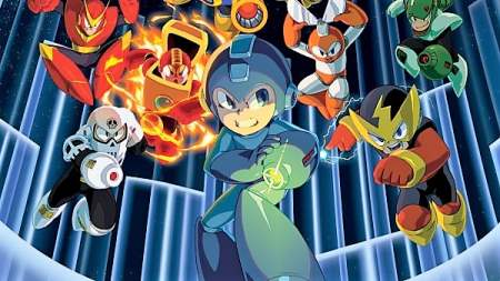 Mega Man Legacy Collection 2 rated in Korea