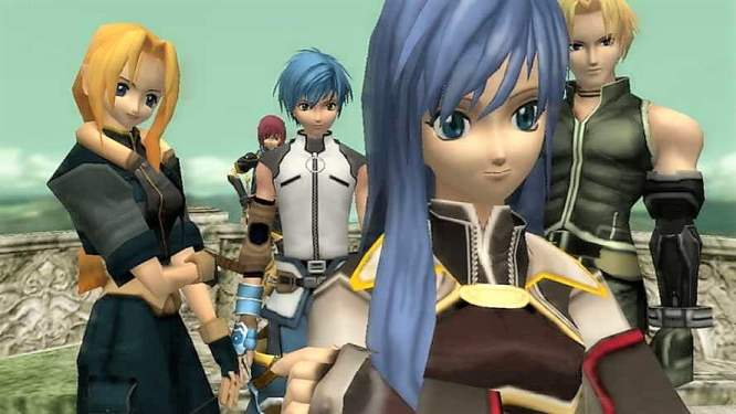 Star Ocean: Till the End of Time is coming to PlayStation 4