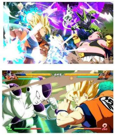 Bandai Announces Dragon Ball Fighters Game