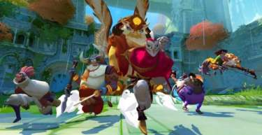 'Gigantic' (ALL) Expands Open Beta, Gets Release Date - Screens & Trailer