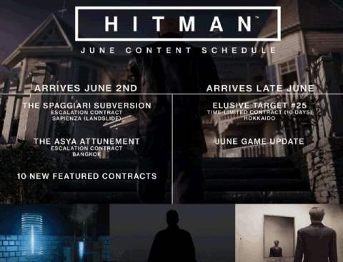 New Hitman Content Confirmed, Despite Sale of Developer IO Interactive