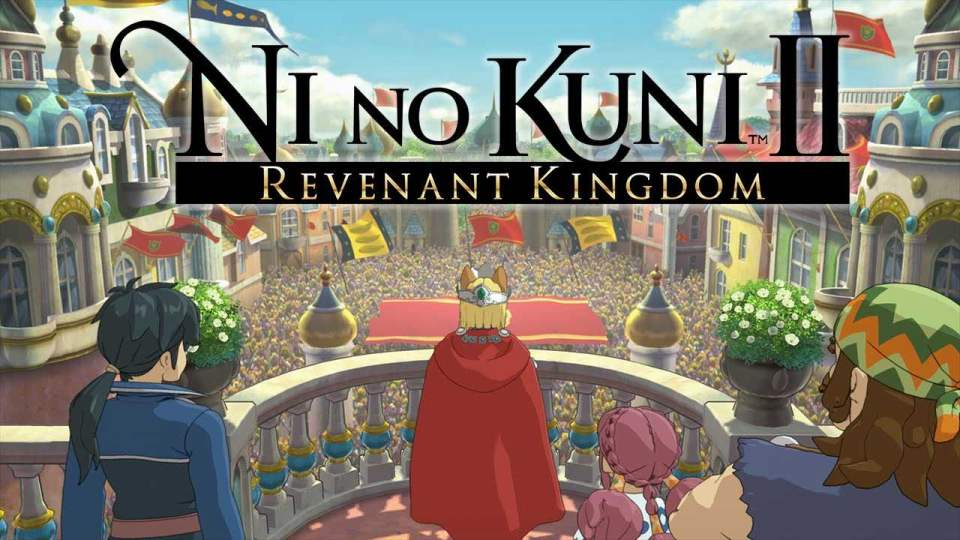 Ni no Kuni II: Revenant Kingdom E3 2017 trailer