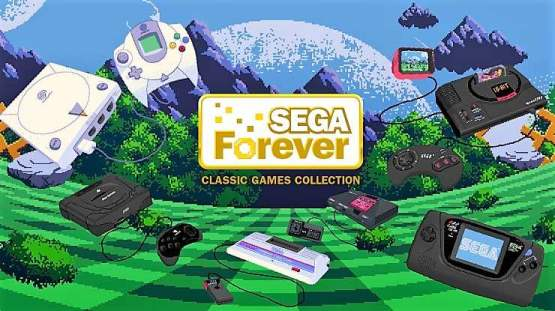 Play SEGA Forever Titles With Switch Joy-Con On Android