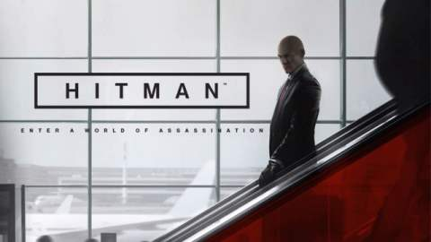 Hitman Beta Screenshot