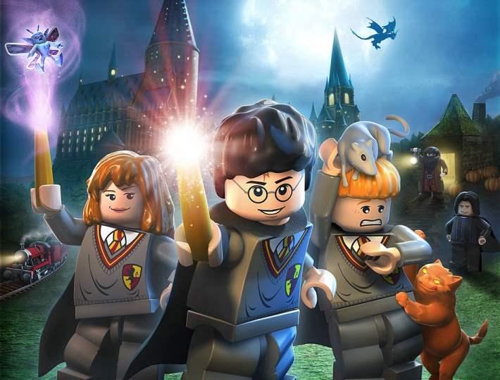 Lego Harry Potter Collection Скачать Игру - фото 7