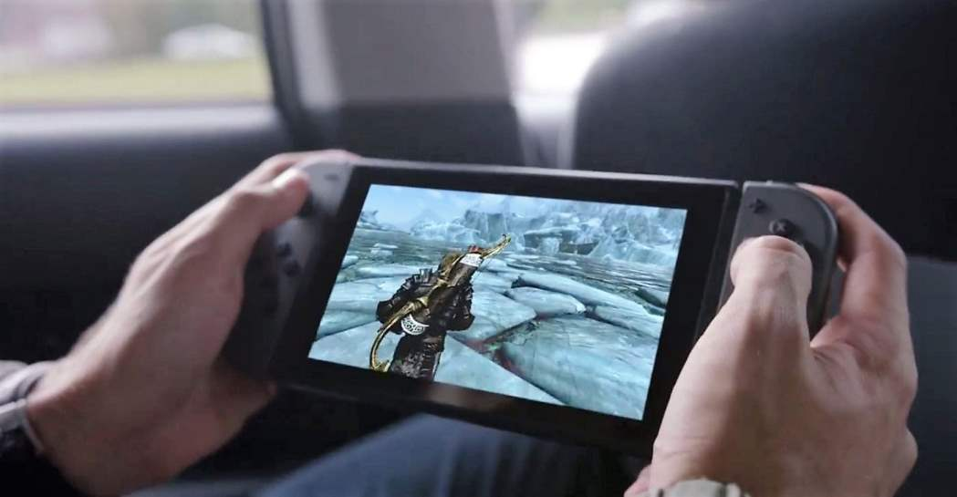 Nintendo switch eshop allows you to store credit card info