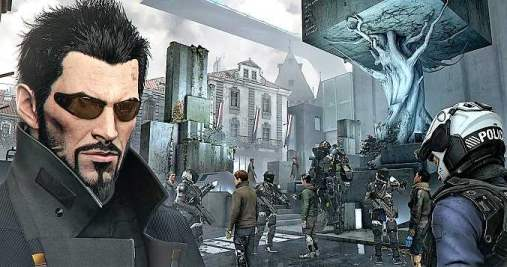 Deus Ex franchise is