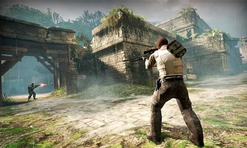 Counter-Strike: Global Offensive Battle Royal Mode