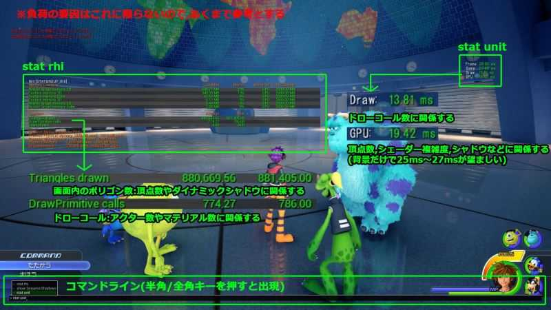 Monsters Inc. World in Kingdom Hearts 3 Images