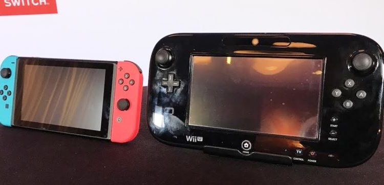 Nintendo Switch and Wii U