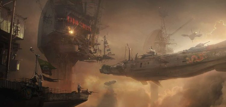 Beyond Good and Evil 2 Concept Art