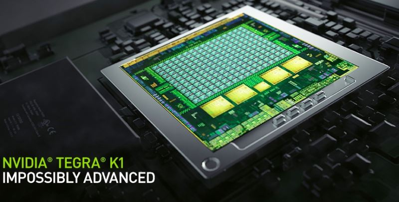 Nvidia Tegra X1 processor