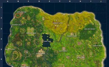 Fortnite Battle Royale Guide Anarchy Acres Treasure