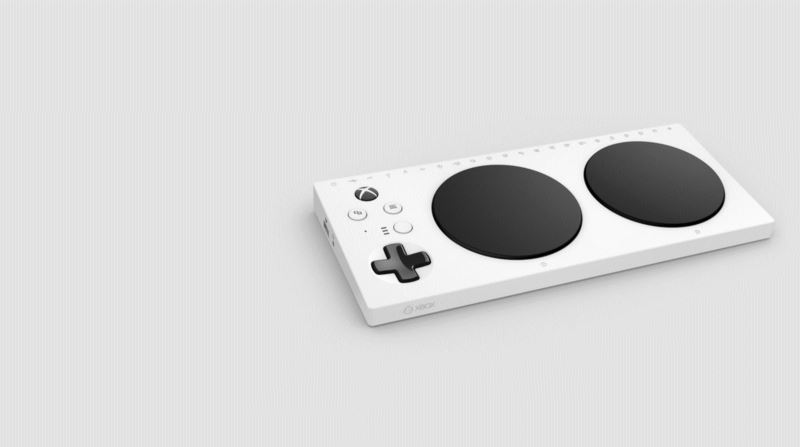 Accessibility-Focused Xbox One Controller
