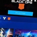 Call of Duty Black Ops 4 on Battle.net