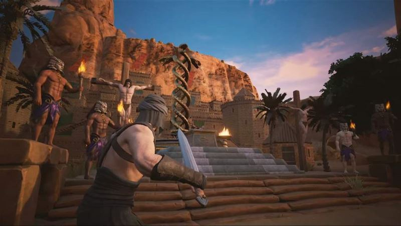 Conan Exiles' Jewel of the West DLC Launches Next Month