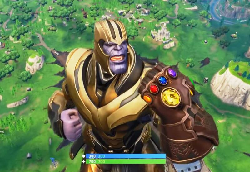 Fortnite Guide for Getting Infinity Gauntlet