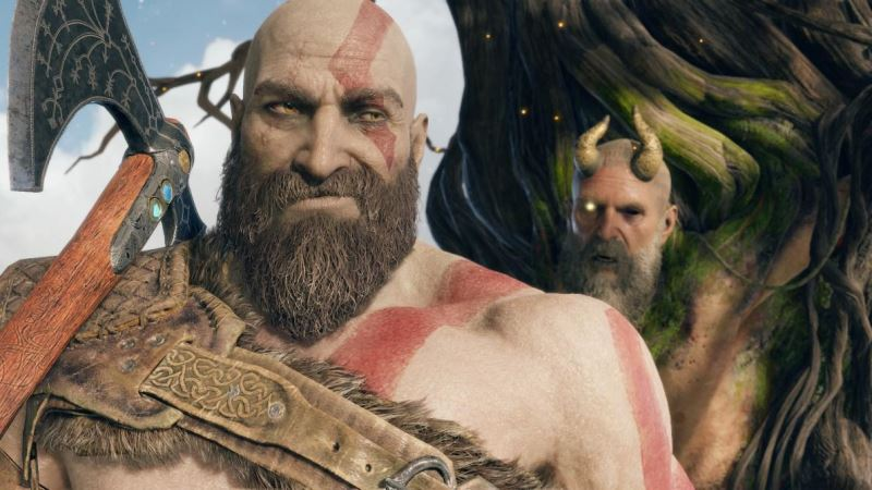 God of War Photo Mode