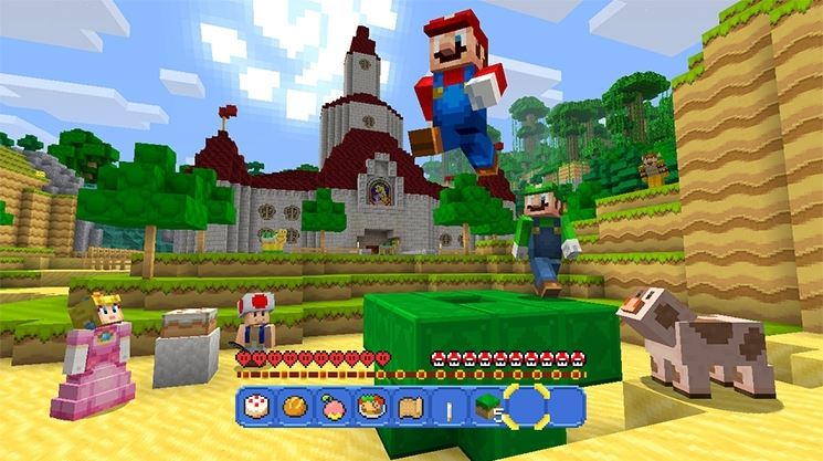 Minecraft Cross-Platform Patch, Physical Version For Switch Launch June 21