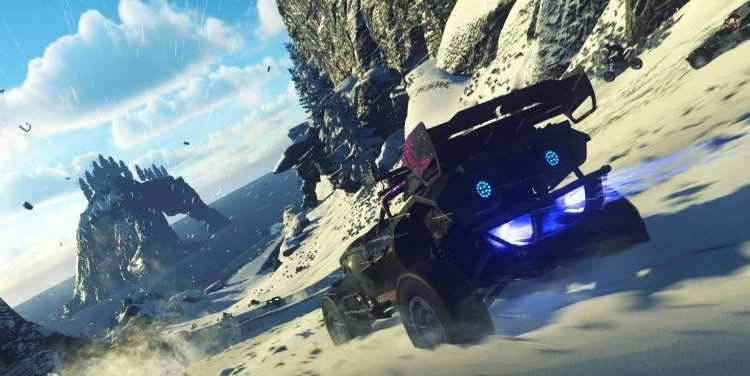 ONRUSH Open Beta Dates Announced by Codemasters