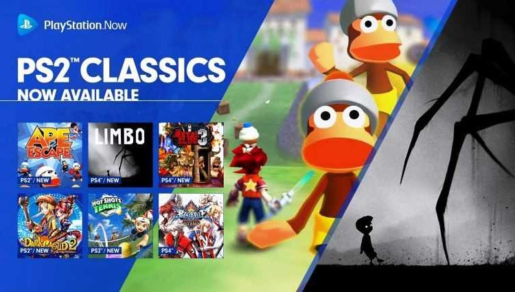 PS2 Games Join PlayStation Now Streaming Catalog