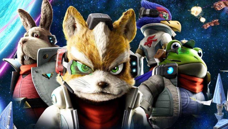 Retro Studios Star Fox Game