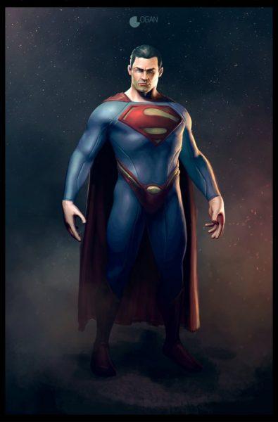 Rocksteady's Superman