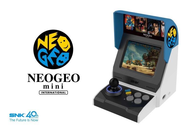 SNK Neo Geo Mini Console