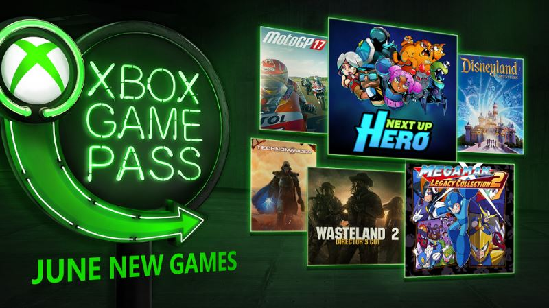Xbox Game Pass June 2018