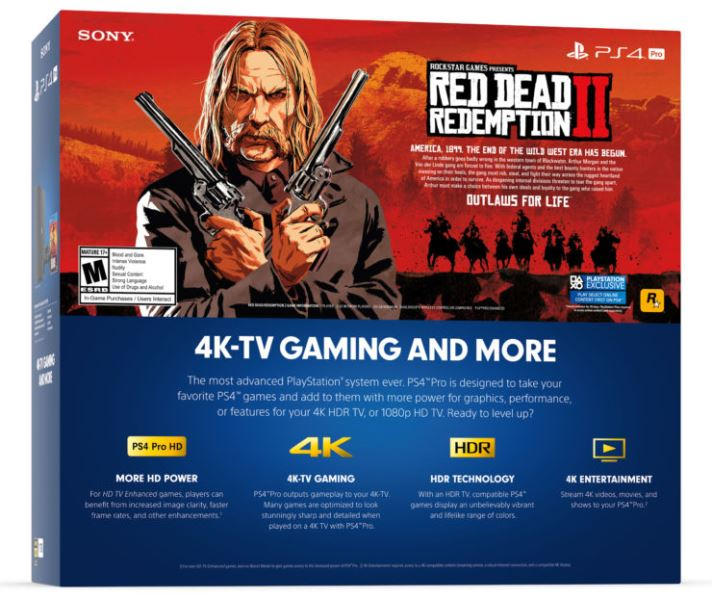 Red Dead Redemption 2 Install Size