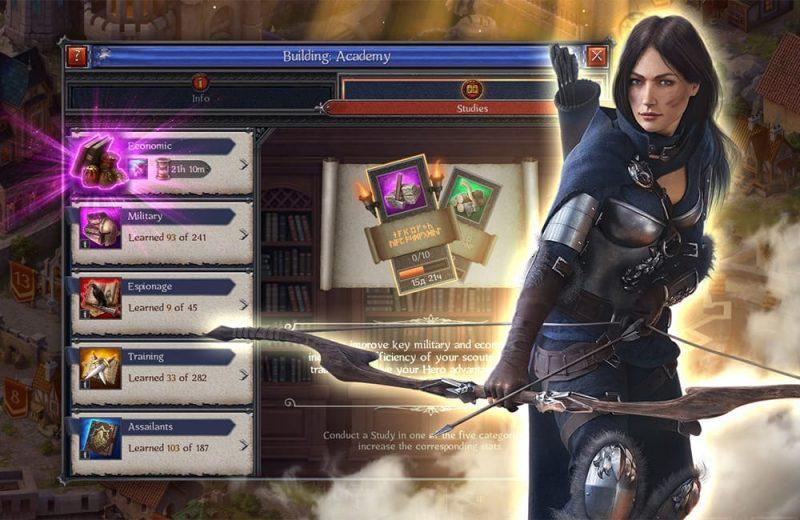 Throne Kingdom at War - Gameplay