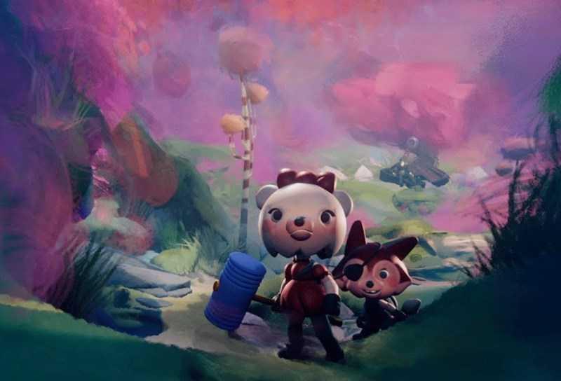 Dreams Game PS4
