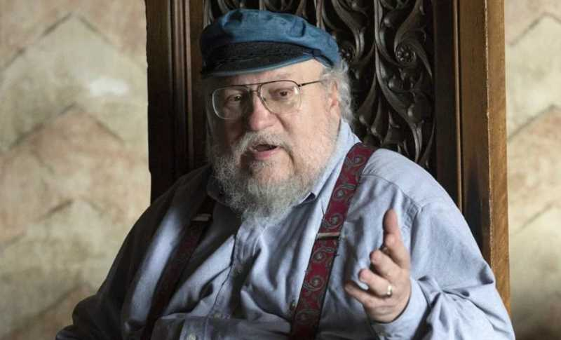 George RR Martin Making From Software Game